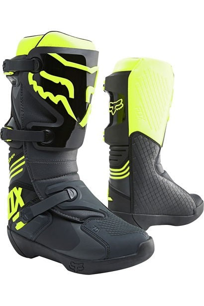 2021 Comp Boot-Black/Yellow