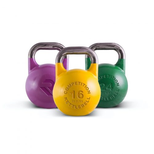 COMPETITION KETTLEBELL COLOR