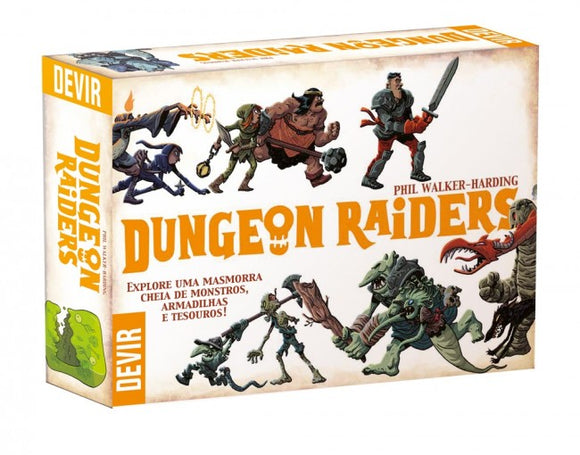Dungeon Raiders