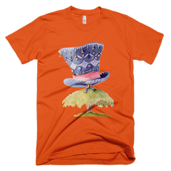 Mad Hatter - Men's -  American Apparel Tee Shirt