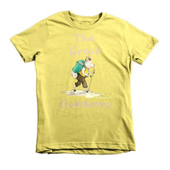 The Great Outdoors - kids t-shirt