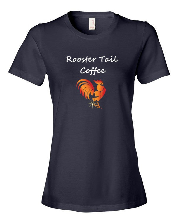 Rooster Tail Coffee - Women's t-shirt