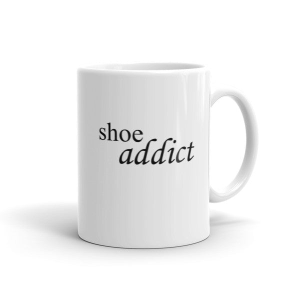 Shoe Addict - Coffee Mug
