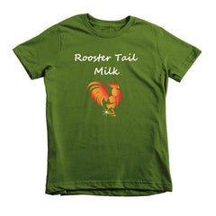 Rooster Tail Milk - kids t-shirt