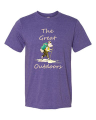 The Great Outdoors - Men's t-shirt