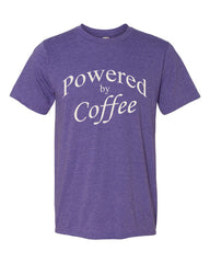 Powered by Coffee - Men's t-shirt