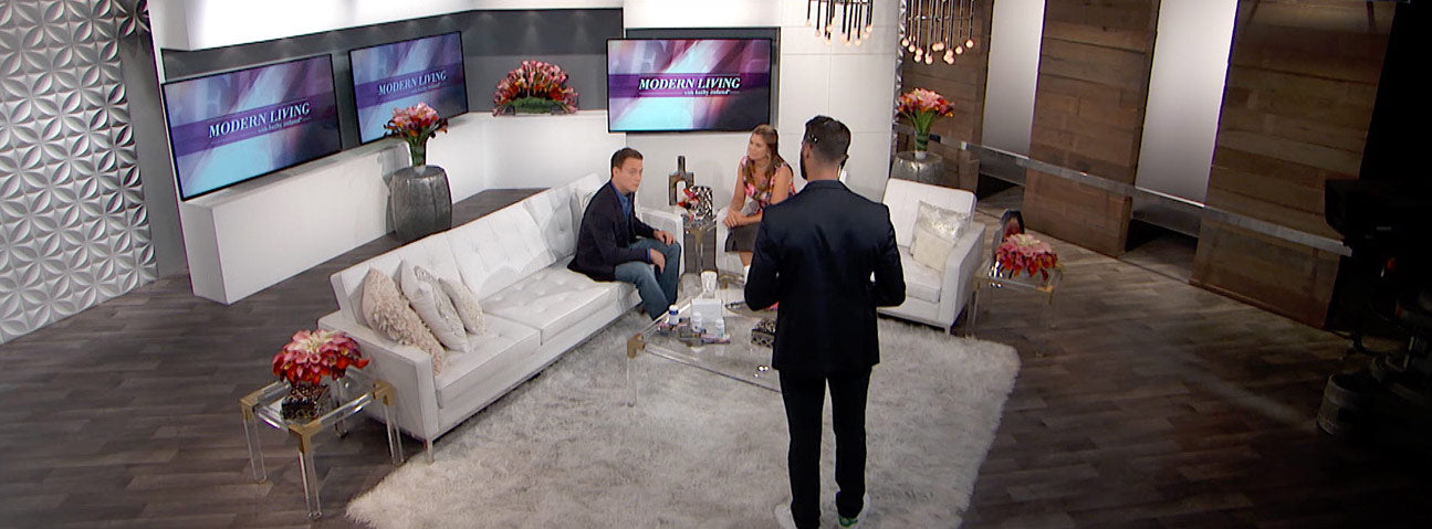 AlternaScript Featured on Modern Living with Kathy IrelandⓇ