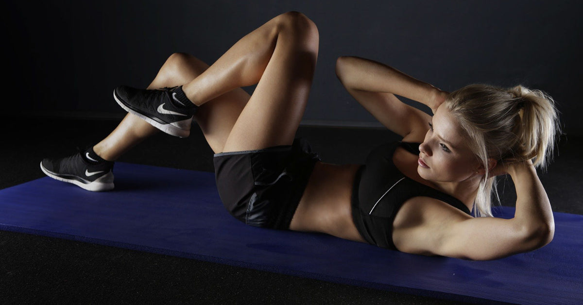 exercise to help clear brain fog