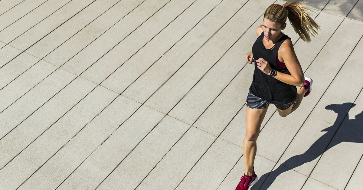 weed hangover cures - go on a run