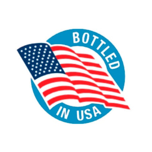 bottled in the usa
