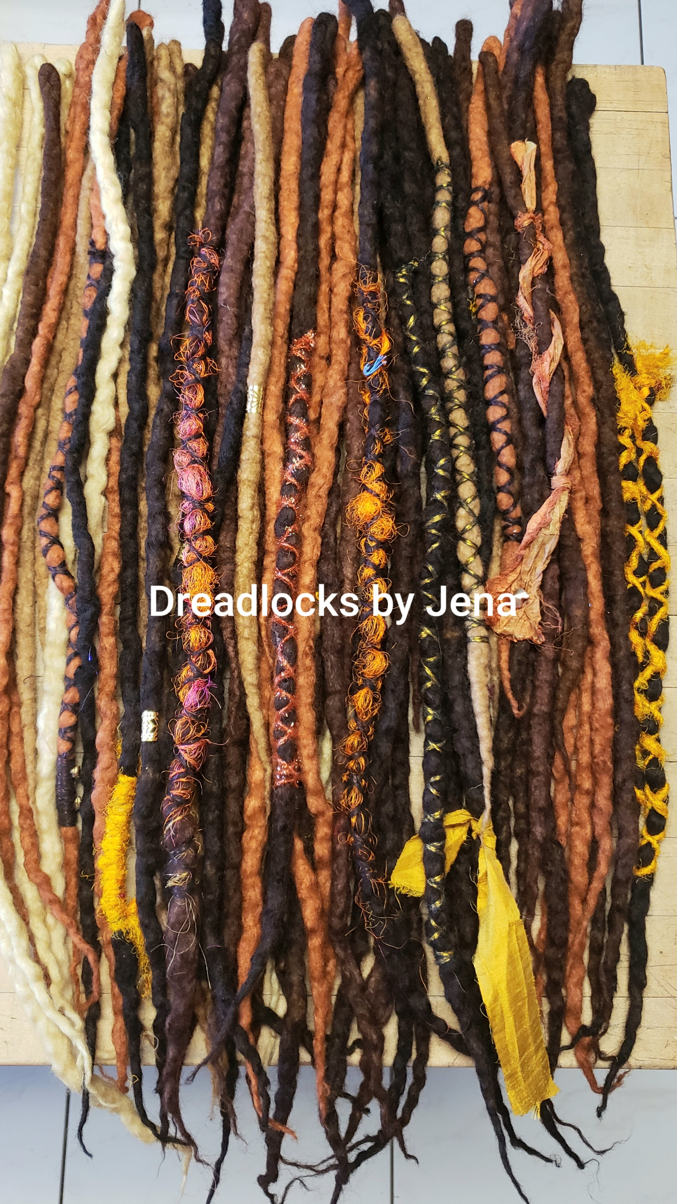 Copy of Single Ended Dreadlock set of 40