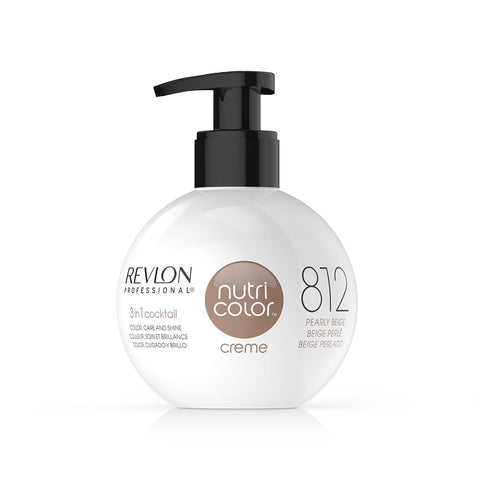 Revlon Nutri-color - Beige perlé 812 - 250ml