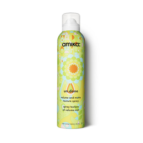 Amika: Un.done - Spray volume et texture mate - 192ml
