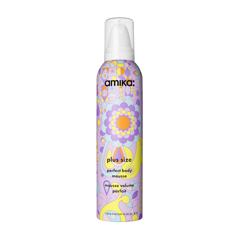 Amika: Plus size - Perfect body mousse - 251ml