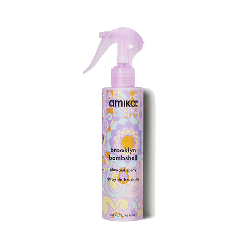 Amika: Brooklyn Boomshell - Spray de Brushing - 200ml