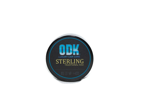 Sterling - Traditional Wax