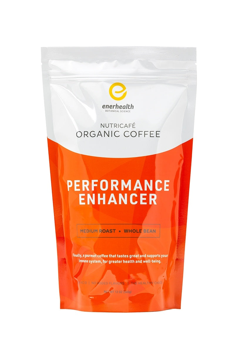 NutriCafé © Organic Performance Enhancing Coffee, 12 oz.