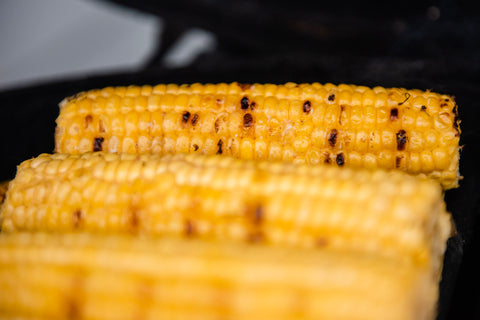Spicy Mama BBQ Rubbed Corn on the Cob