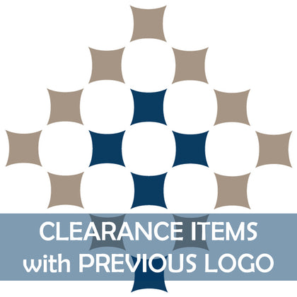 Clearance Items With Previous Logo