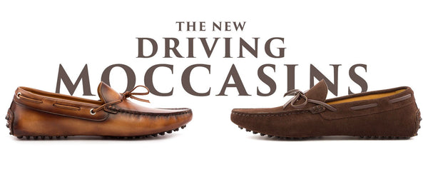 The NEW driving Mocassin has arrived! - Q by QS