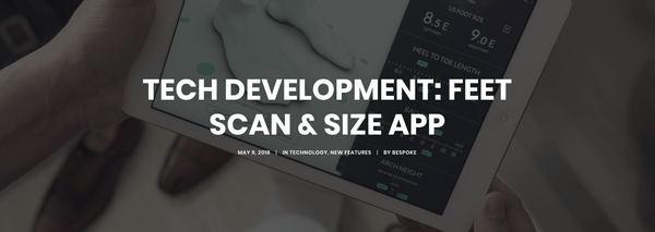 TECH DEVELOPMENT: FEET SCAN & SIZE APP - Q by QS