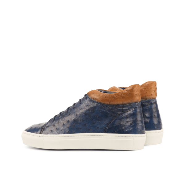 Elivated high top sneakers - Q by QS