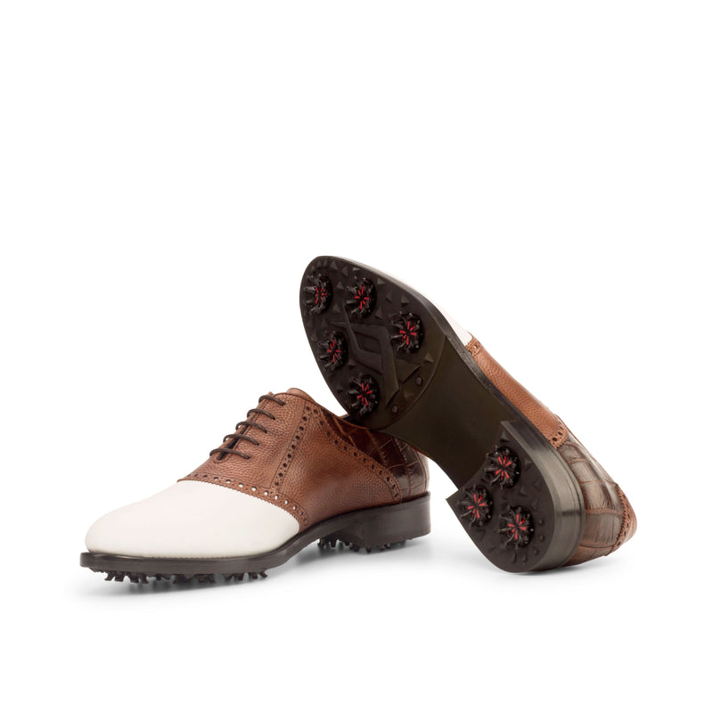 Dopud saddle golf shoes - Q by QS