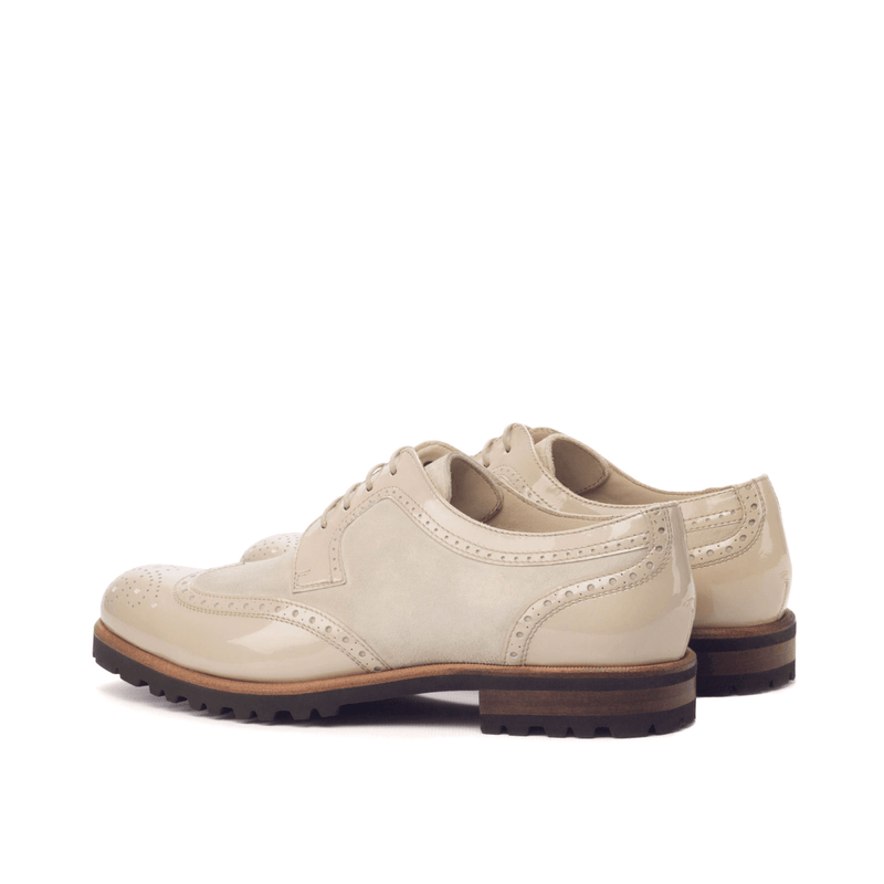 Nana Ladies Derby Wingtip - Q by QS