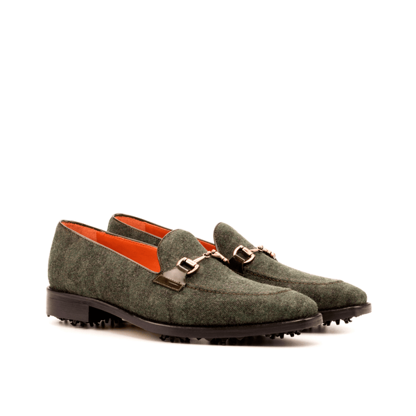 Mohingan loafer golf shoes