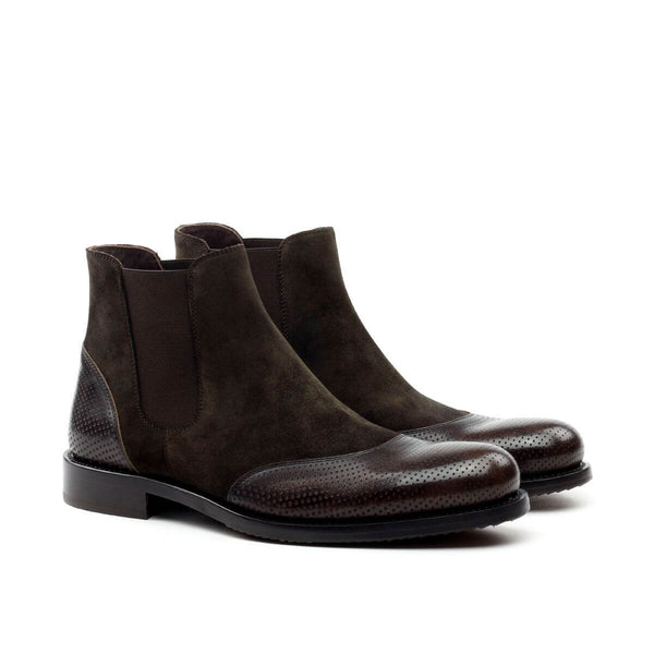 CAP TOE CHELSEA BOOT