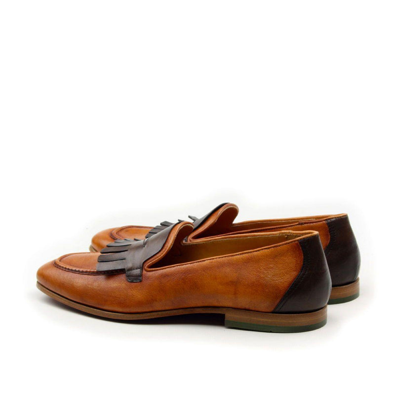 FRINGED LOAFER - Q by QS
