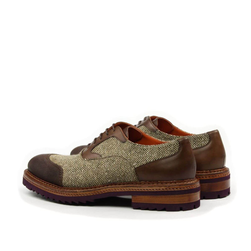 CAP TOE OXFORD - Q by QS