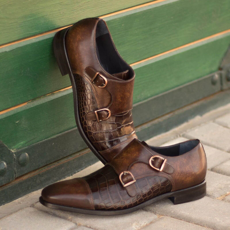 Abraham Double Monk Patina - Q by QS