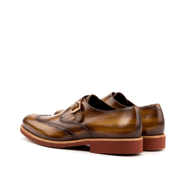 Abramo Single Monk Shoes - Q by QS