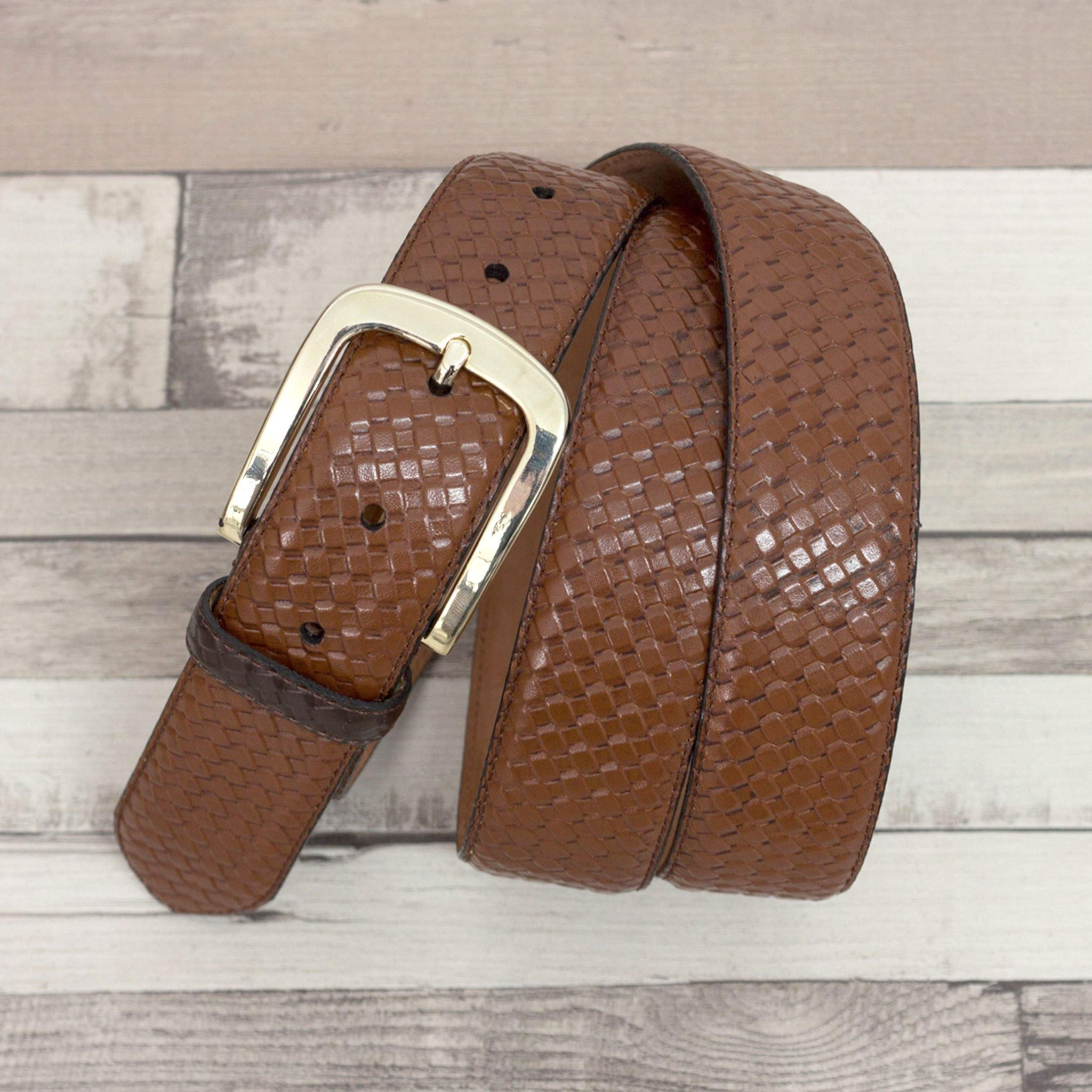 Textured Hampton Belt
