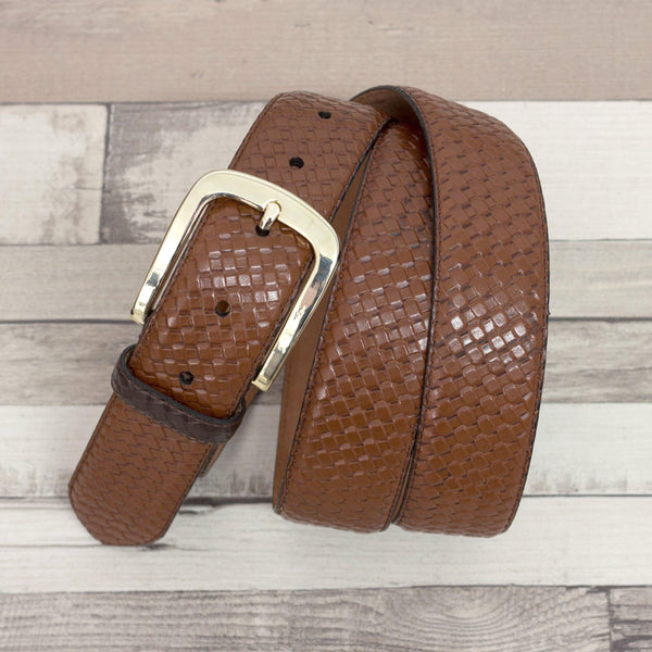 Textured Hampton Belt - Q by QS