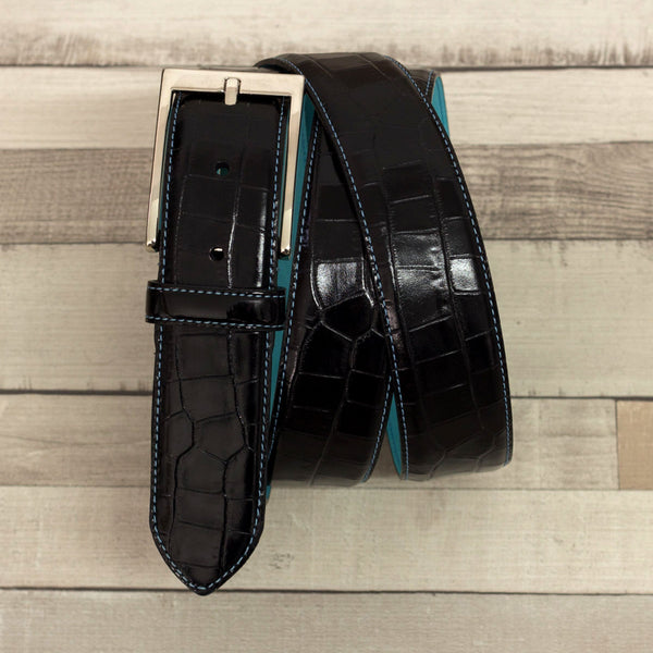 Duran Croc Hampton Belt - Q by QS