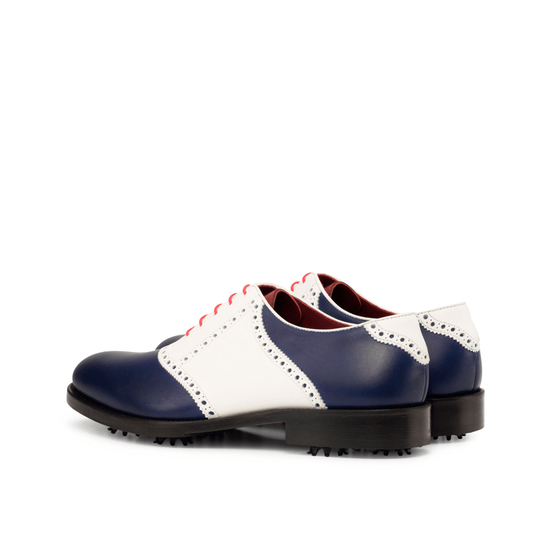 Murciano saddle golf shoes