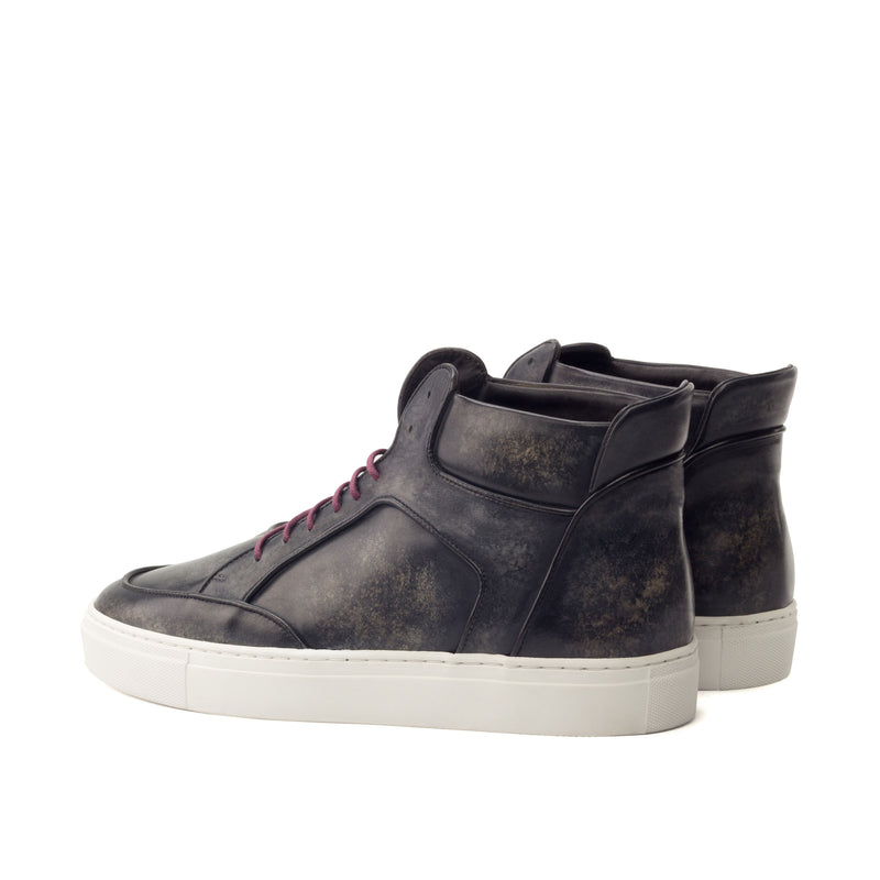 Gun Kelly High Top Sneakers - Q by QS