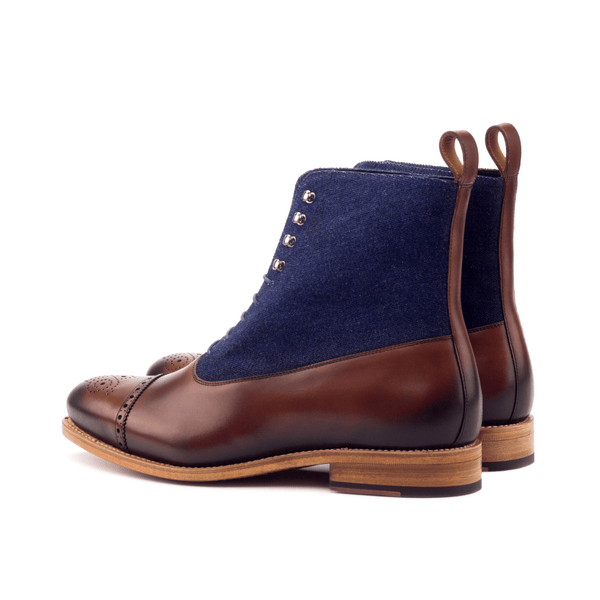 Luciano Balmoral Boots