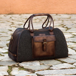 Esparza Duffle Bag - Q by QS