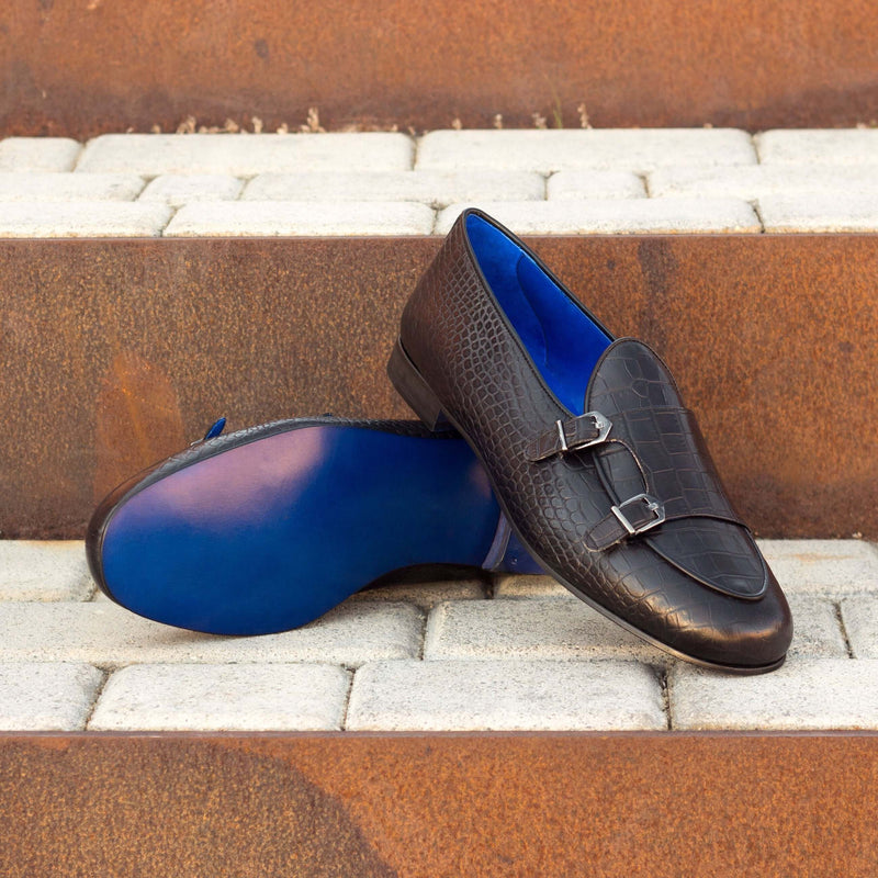 Asafa Belgian Monk Slipper - Q by QS