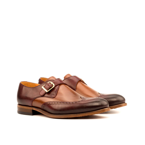 Aranck Single Monk Shoes - Q by QS