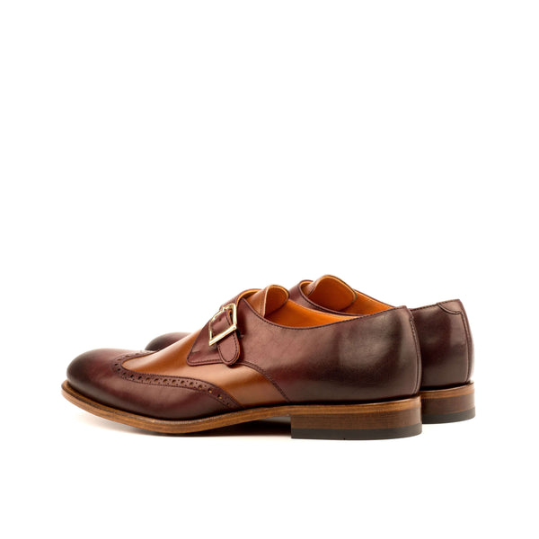 Aranck Single Monk Shoes