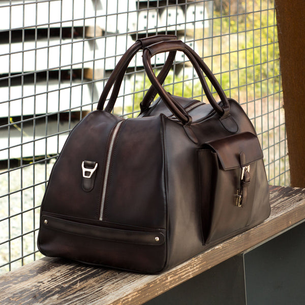 Marakish Duffle Bag - Q by QS