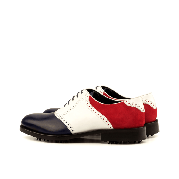 Rotimi saddle golf shoes - Q by QS