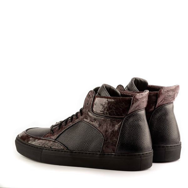 Main High Top Sneakers - Q by QS