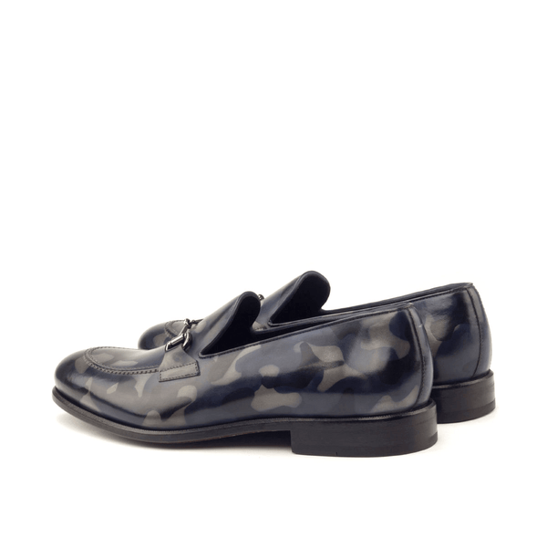 Andrew Camo Loafers - Q by QS