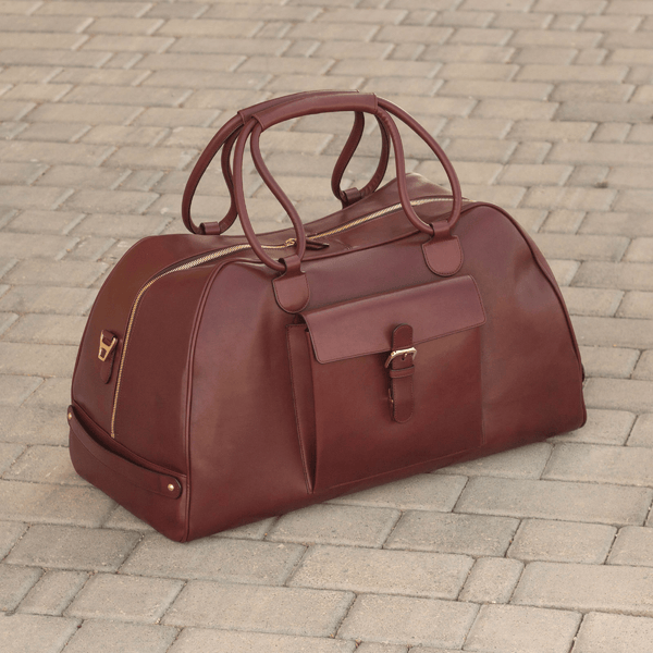 Jbeil Duffle Bag - Q by QS