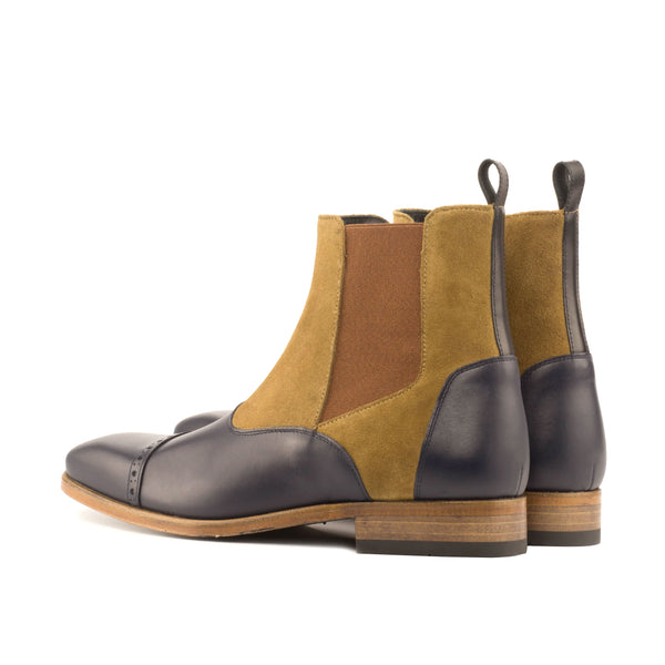 Prevenzano Chelsea Boots - Q by QS